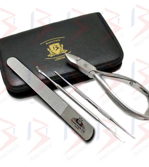 BeautyTrack Podiatry Instrument Nail Nipper Set