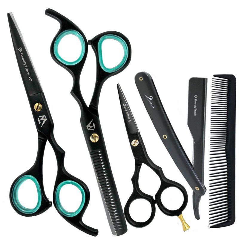 Hairdressing Salon Scissor Set - Hairdresser College Student Kit