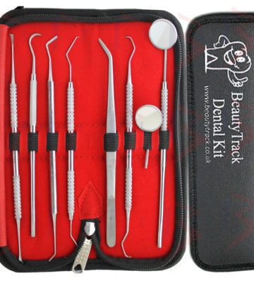 Dental Tartar Calculus Plaque Remover Kit Dentist Tooth Cleaning P8 1