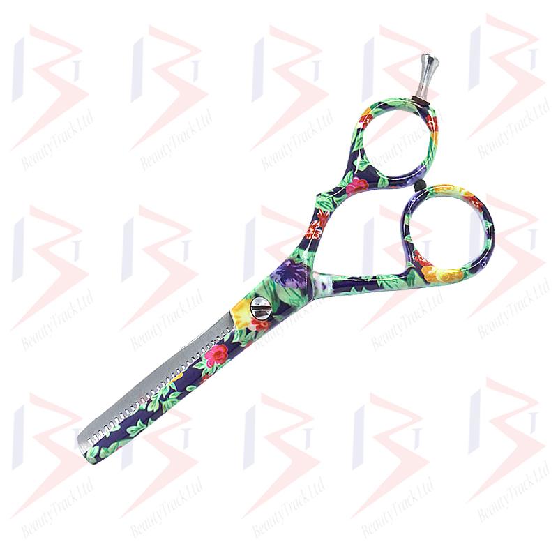BeautyTrack Hairdressing Thinning Scissor Barber Salon 6.0 Inch 2